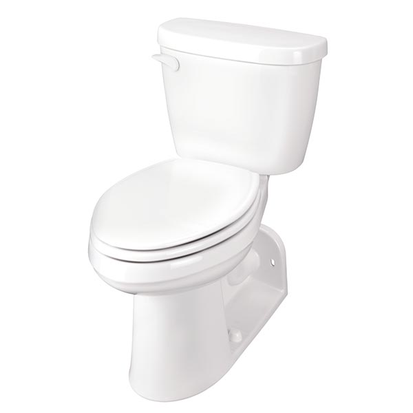 Maxwell back outlet toilet