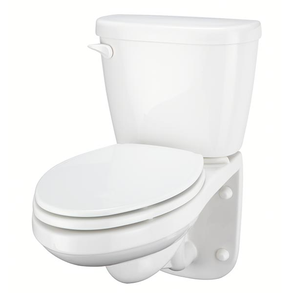 Gerber Maxwell wall-mounted toilet