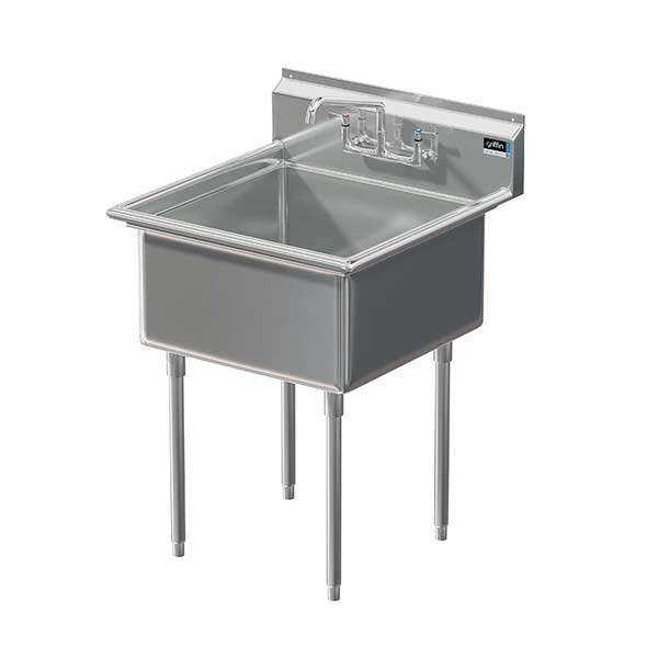 16 Gauge Stainless Steel Commercial Kitchen Sinks Nsf Listed