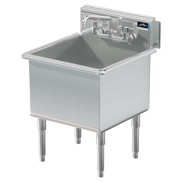 Mop Sinks And Accessories For Janitors And Custodians