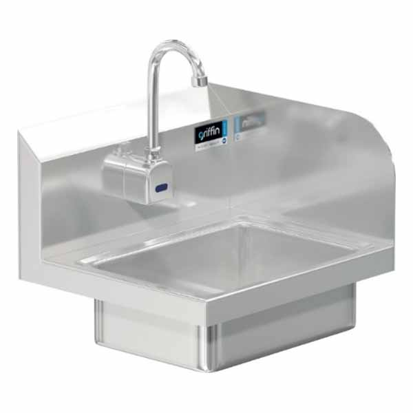 Griffin Top Quality Stainless Steel Hand Wash Sinks