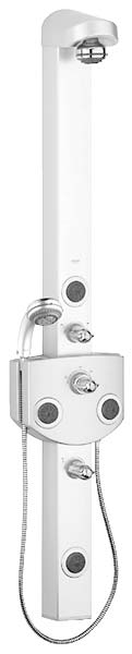 Aquatower 3000 shower system