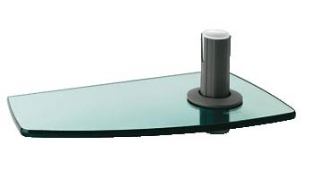 Universal accessory tray for Movario shower systems