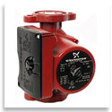 Grundfos ups-15-58fc super brute flange mounted cast iron recirculation pump