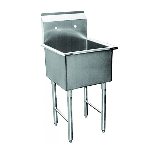 GSW single bowl prep sinks