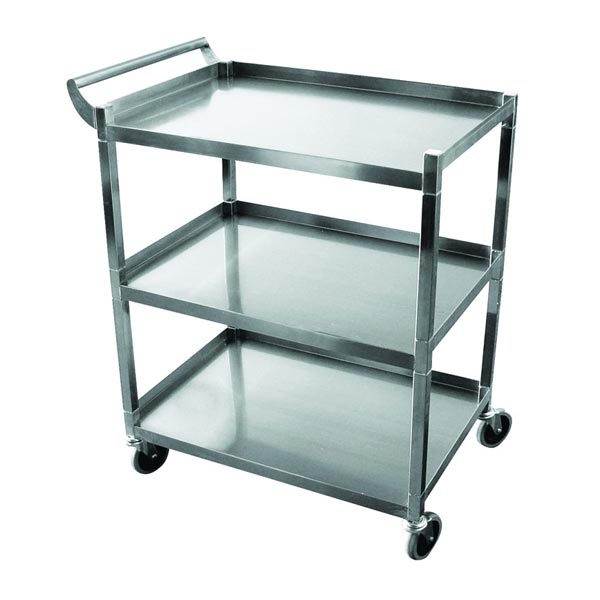 Three level utility cart