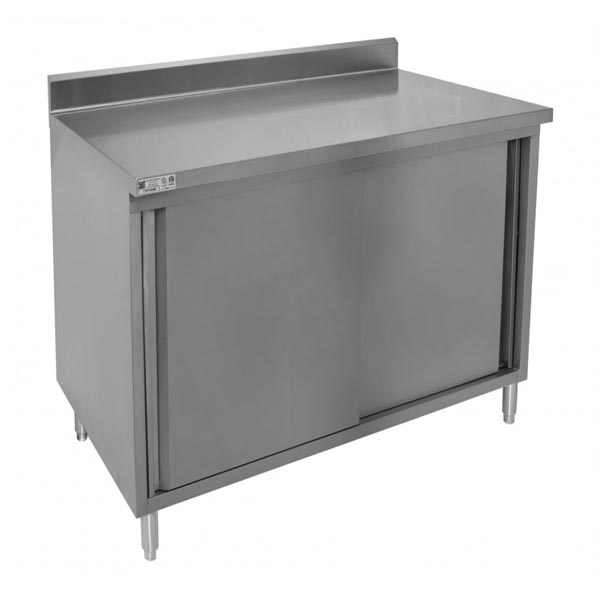 Photo Of Enclosed Sliding Door Work Table