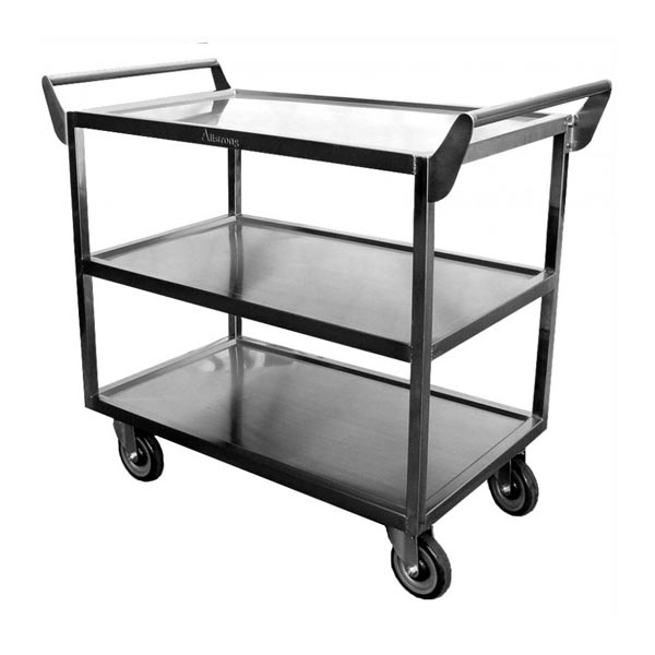 Super duty bus cart
