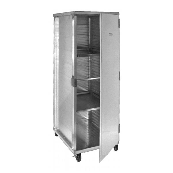 Mobile pan cabinet