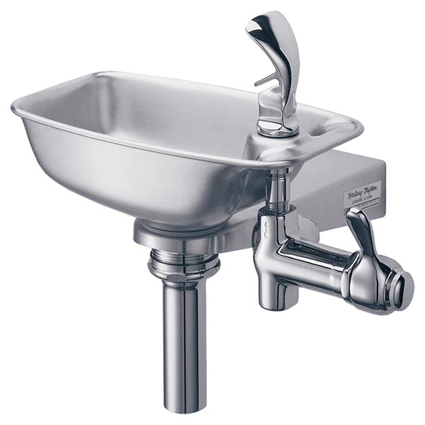 photo of a Halsey Taylor bracket style drinking fountain