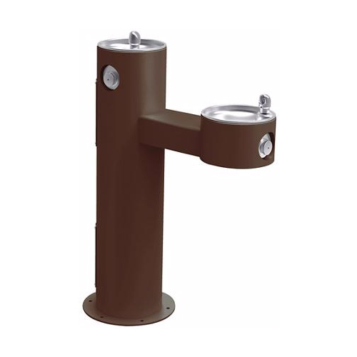 Brown drinking fountain 4420