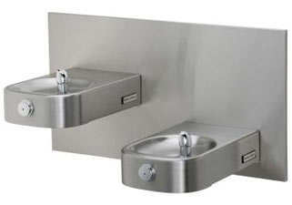 Halsey Taylor heavy duty drinking fountain