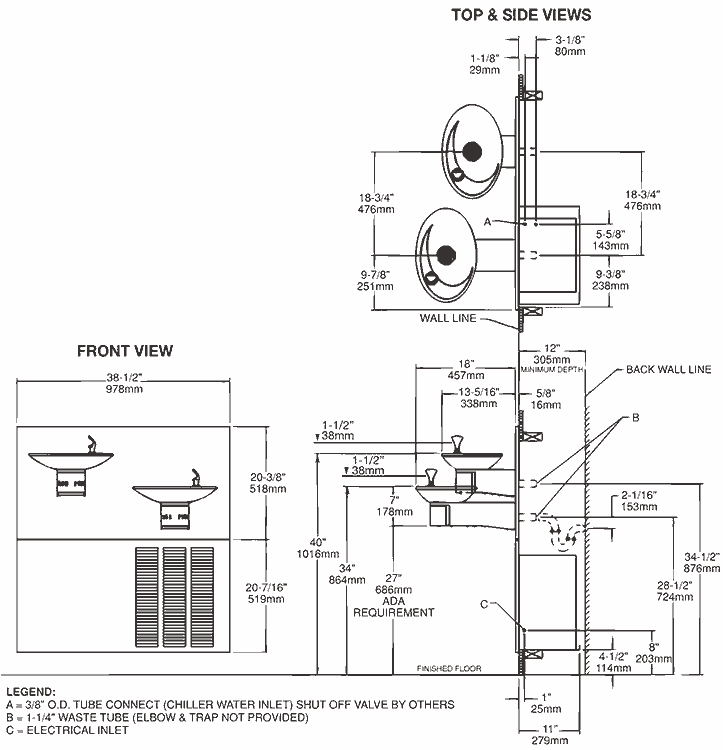 elkay water cooler wiring diagram little giant wiring