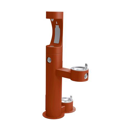 Terracotta bottle filler 4405