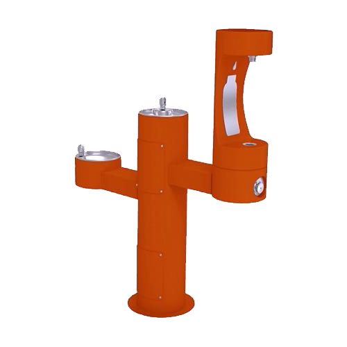 Orange bottle filler 4430BF1M