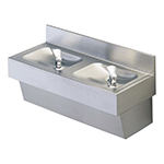 Halsey Taylor indoor or outdoor drinking fountains and water ...