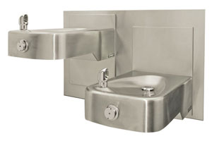 picture of Haws Model 1117L Drinking Fountain