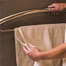 Towel bar / grab bar by HealthCraft
