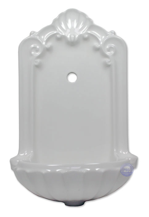Luxurious Wall Hung Porcelain China Bathroom Sink   Only One Left Available
