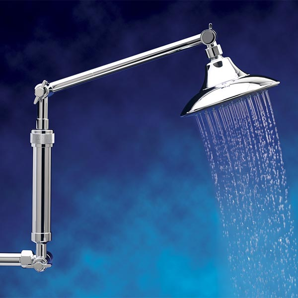 The ultimate adjustable shower heads fits the whole family