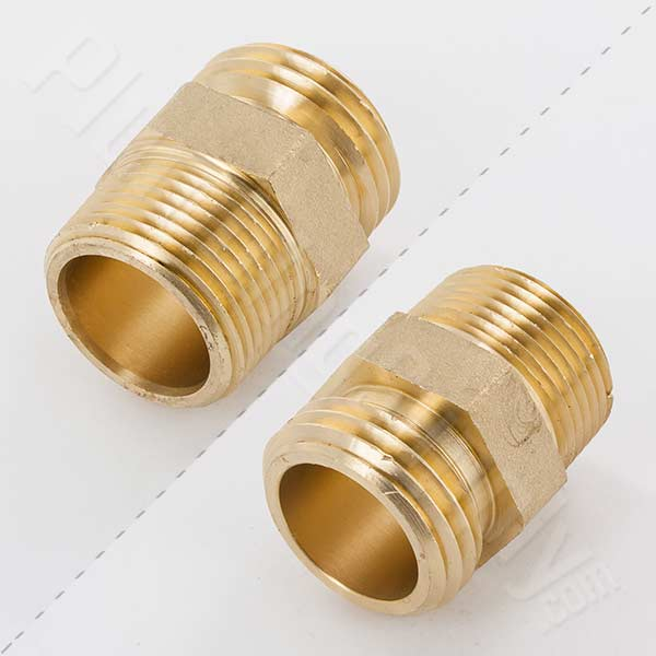 1in IPS x 1in NST fire hose coupling