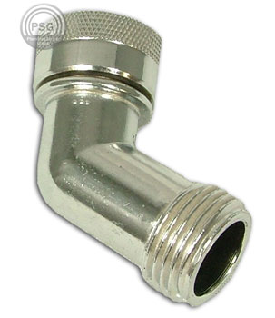 45 degree angle hose adapter