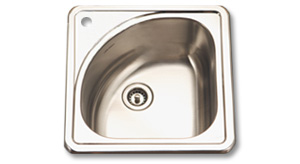 sink for boats, rv's and trailers