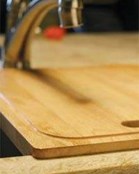 Houzer cutting board