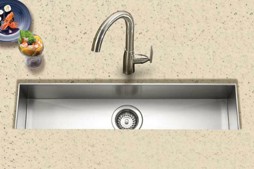 Trough Style Undermount Specialty Kitchen/Bar Sinks