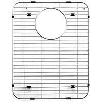 Houzer stainless steel sink bottom grid