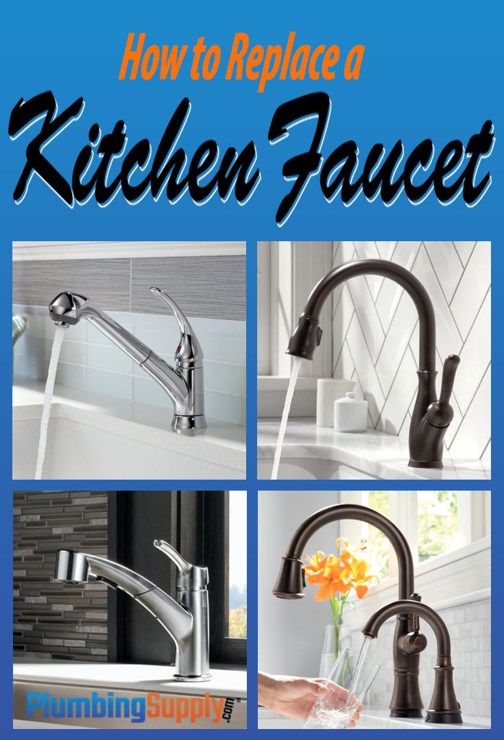 When it comes time for a kitchen faucet upgrade, consider saving a few bucks by installing it yourself. With preparation, patience, and the right tools, our easy‐to‐follow instructions will see you through.