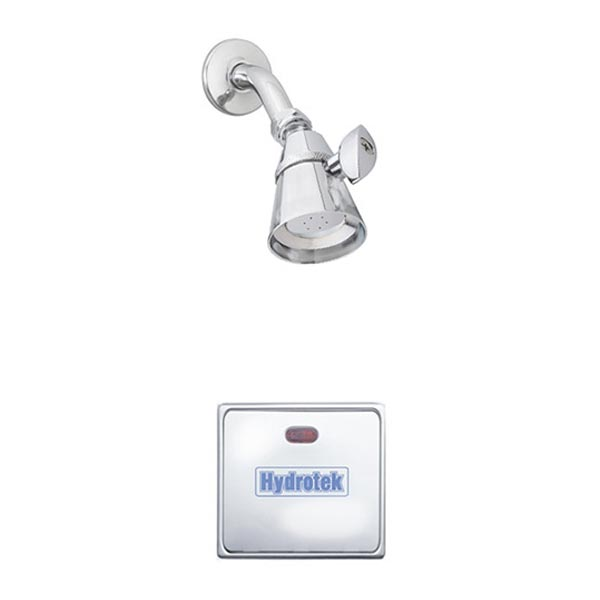 Hydrotek chrome automatic shower faucet 9000C series