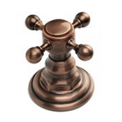 Antique copper finish example