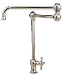 Jaclo deck mounted pot filler # J-KPF-30