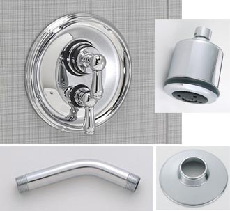Sierra Shower System