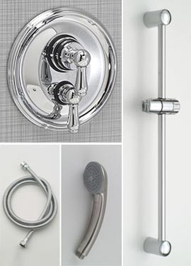 Titania Shower System