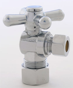 High Quality Angle Pattern Water Supply Valve For Faucets