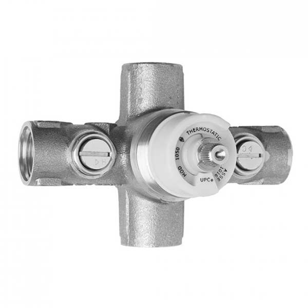 Jaclo thermostatic shower valve