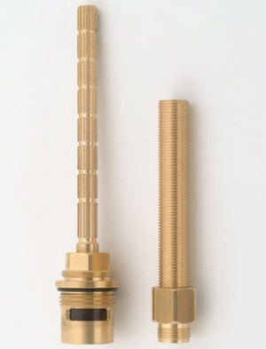 Retro Style Tub Shower Valves With Cross Handles