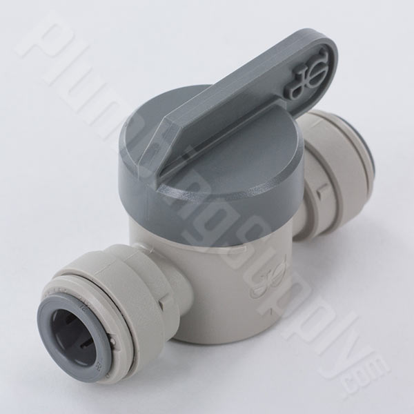 Acetal Long Handle Shut-Off Valve