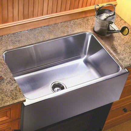 Beautiful Apron Front Bar Sink