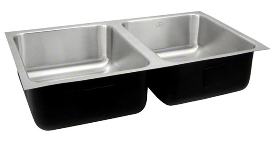 Attirant Undermount Double Bowl Sink By Just Manufacturing