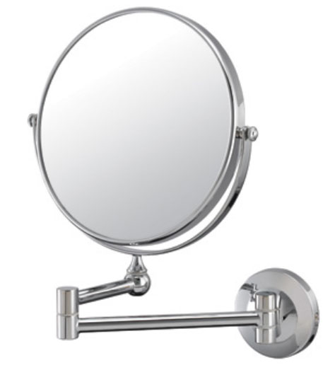 Magnifying Wall Mirror 10x magnification luxury makeup and shaving mirrors