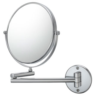 10x Magnification Luxury Makeup And Shaving Mirrors