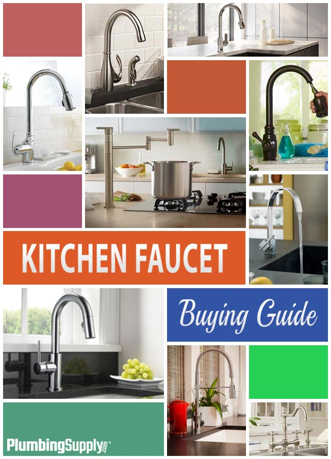 Learn what to look for when purchasing a new kitchen faucet, learn how to properly size your faucet, and explore our most popular models.