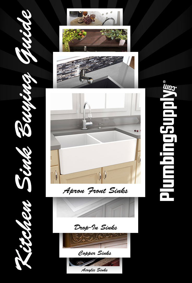 Learn helpful tips for choosing the right kitchen sink for your needs.