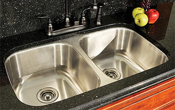 stainless steel double bowl sink - Kitchen Sinks Photos