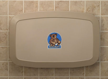 Diaper Changing Stations For Public Restrooms