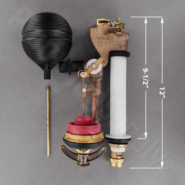 picture of the Kohler 30668 float valve kit