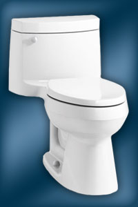 Kohler Cimarron one-piece toilet